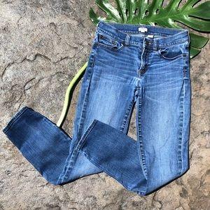 J Crew skinny jeans size 25